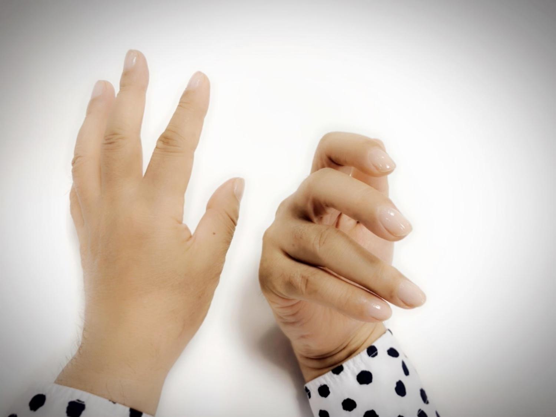 #1 爪が綺麗
