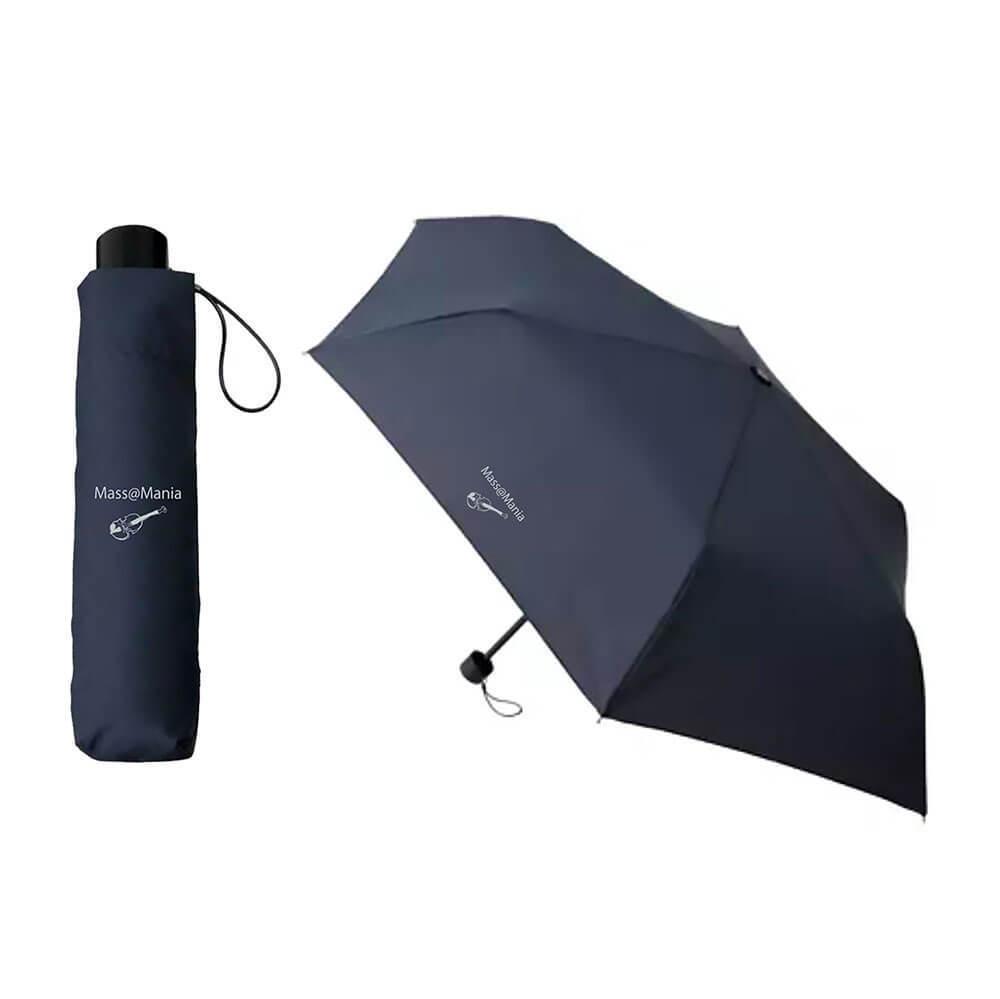 UV折りたたみ傘 /まさし画伯:ヴァイオリン柄